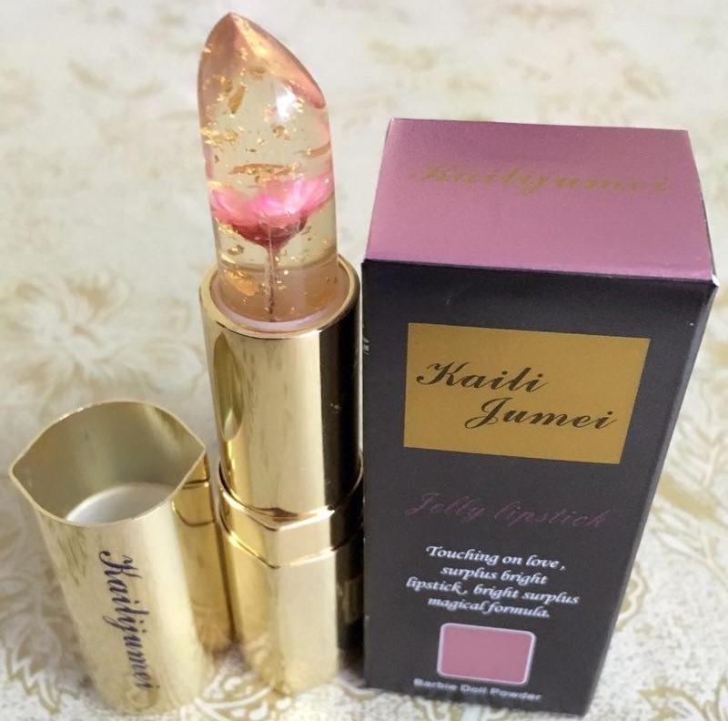 Kailijumei Secret Jelly Flower Enchanted Lipstick ...